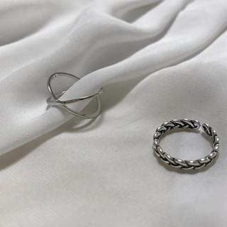 ユナイテッドアローズ(UNITED ARROWS)のシルバーリングs925★(リング(指輪))