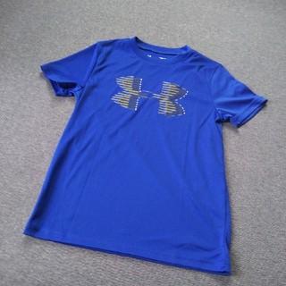 アンダーアーマー(UNDER ARMOUR)の新品SALE!アンダーアーマーTシャツ140(Tシャツ/カットソー)