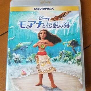 モアナと伝説の海 Blu-ray