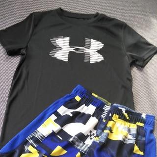 アンダーアーマー(UNDER ARMOUR)の新品!アンダーアーマーTシャツ140(Tシャツ/カットソー)