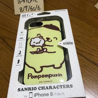 サンリオ - iPhone8. 7、6.6s対応 ポムポムプリン イーフィット サンリオ