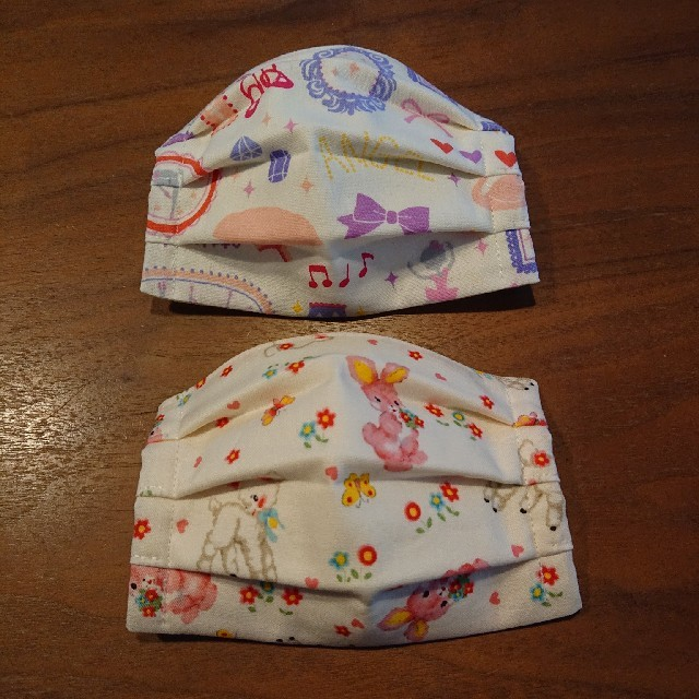 シート マスク クオリティ ファースト - プリーツマスク☆二枚セット子供用の通販