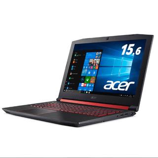 Acer - Acer Nitro ゲーミングノートパソコン AN515-52-F58GA