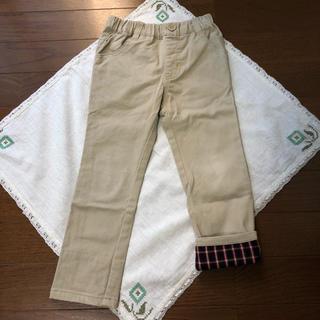サンカンシオン(3can4on)のサンカンシオン ベージュ色パンツ 100(パンツ/スパッツ)