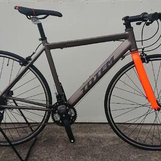シマノ(SHIMANO)のTOTEM16B508クロスバイク軽量アルミフレーム21段変速(自転車本体)