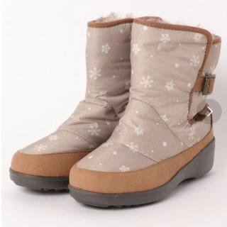 イング(ing)のing  タグ付き新品 防水防寒ブーツ(ブーツ)