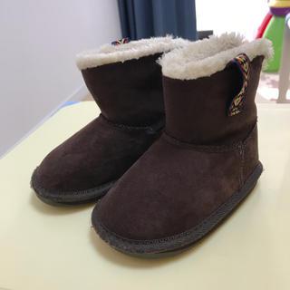 ユナイテッドアローズ(UNITED ARROWS)の美品 ユナイテッドアローズ ムートン 13センチ(ブーツ)