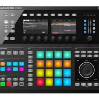machin studio(MIDIコントローラー)