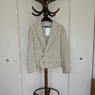 イエナ(IENA)のIENAイエナ ツィードジャケット新品(テーラードジャケット)