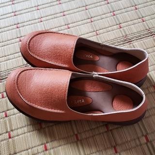 リゲッタ(Re:getA)のRe;getA リゲッタドライビングローファ(ローファー/革靴)