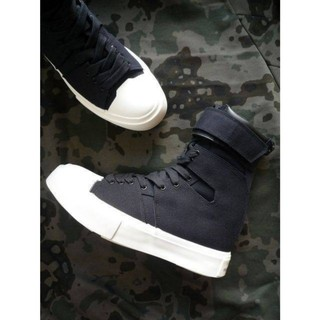 ユリウス(JULIUS)の_JULIUS ISDN Strapped Edge Sneaker  (スニーカー)