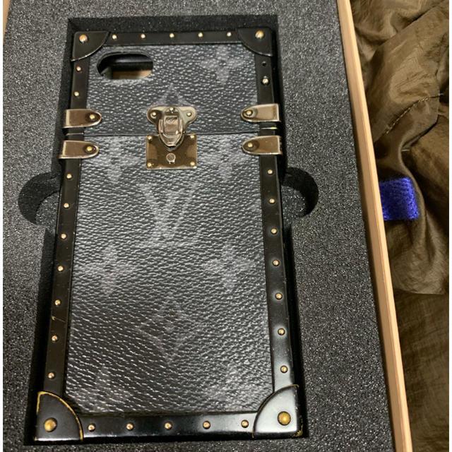 LOUIS VUITTON - 本物 iPhone8 ルイヴィトン スマホカバー  メンズの通販