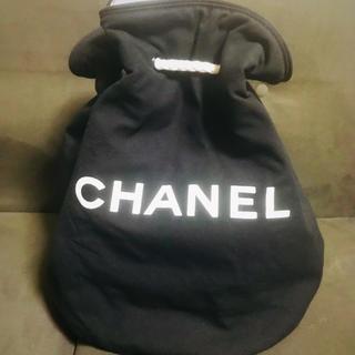 CHANEL - CHANEL ノベルティー リュック 巾着バッグ