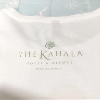 スヌーピー(SNOOPY)のハワイ☆日焼けSNOOPY☆THE KAHALA HOTEL&RESOR限定品(Tシャツ/カットソー(半袖/袖なし))