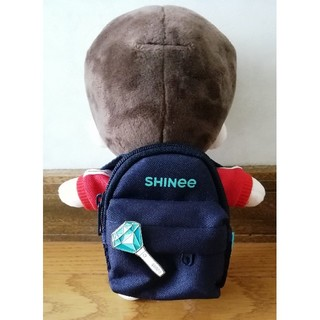 シャイニー(SHINee)のshinee ミニリュック バッジ(アイドルグッズ)
