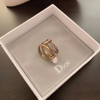 ディオール(Dior)のDior リング  (リング(指輪))