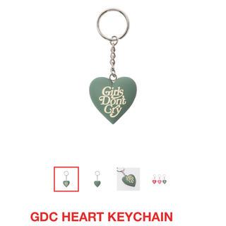 ジーディーシー(GDC)のGDC キーチェーン キーホルダー Key chain グリーン ガルドン(キーホルダー)