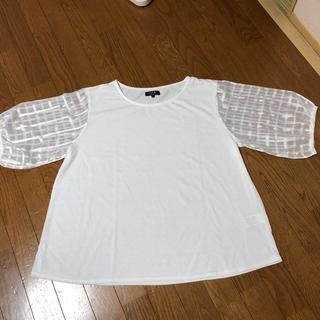 トップス 4L(Tシャツ(半袖/袖なし))