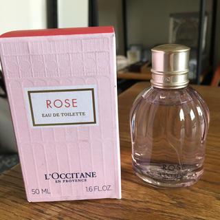 L'OCCITANE - ロクシタン ローズオードトワレ