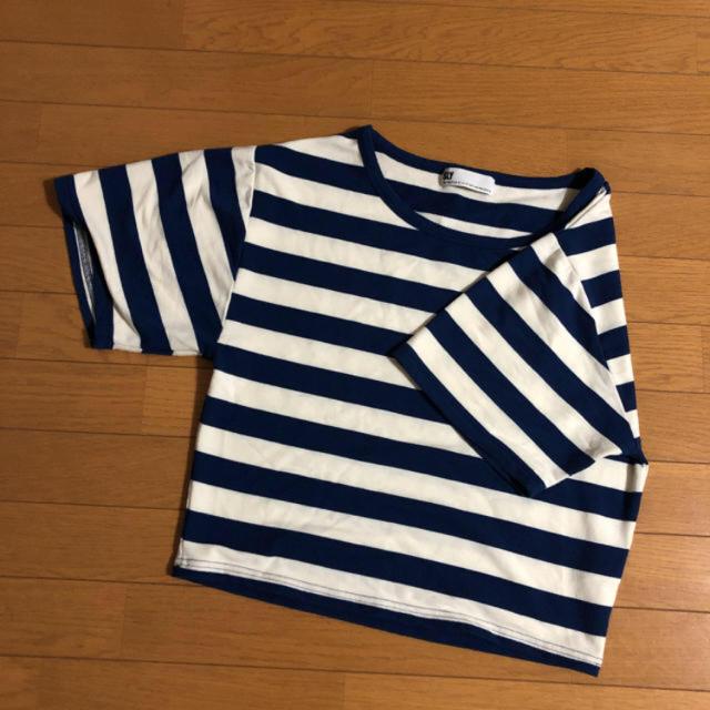 SLY(スライ)のSLY(スライ) Tシャツ レディースのトップス(Tシャツ(半袖/袖なし))の商品写真