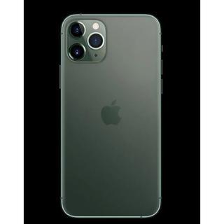 iPhone - iPhone 11 pro ミッドナイトグリーン 256GB SIMフリー