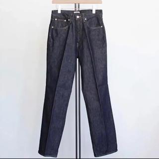 COMOLI - Auraleeオーラリー hard twist denim5p pants
