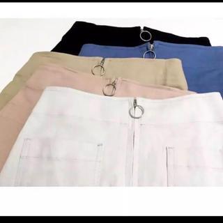 ミスティック(mystic)のミスティック 台形スカート(ひざ丈スカート)