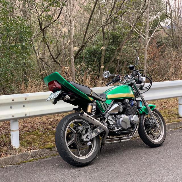 カワサキ(カワサキ)のゼファー400 BEET外装セット 自動車/バイクのバイク(パーツ)の商品写真