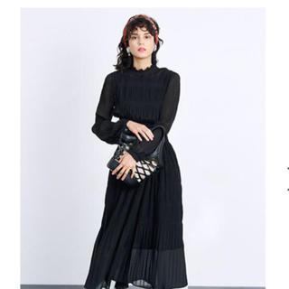 フレイアイディー(FRAY I.D)のフレイアイディー 新品 今年購入 ドレス ワンピース(ロングドレス)