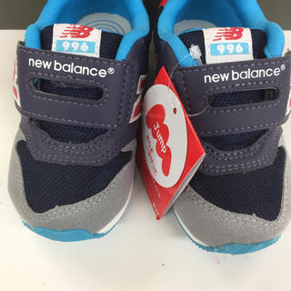 New Balance - ニューバランスベビーシューズ