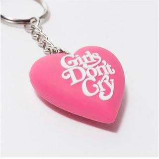 ジーディーシー(GDC)のgirl's don't cry (キーホルダー)