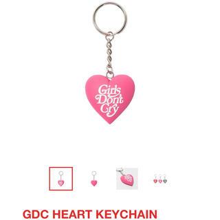 ジーディーシー(GDC)のGDC HEART KEYCHAIN(キーホルダー)