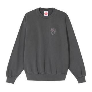 GDC - GDC Tonal Crewneck Sweatshirt XL グレー