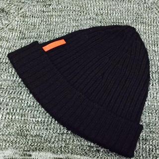 プラダ(PRADA)のPRADA 冬用ニット帽(ニット帽/ビーニー)