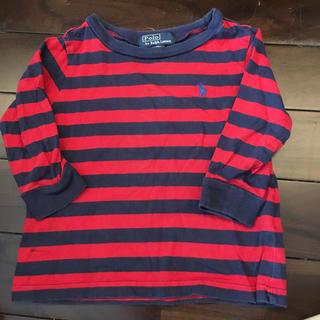 POLO RALPH LAUREN - ラルフローレン♡ロングTシャツ♡80センチ