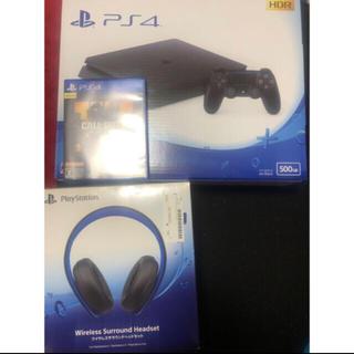 PlayStation4 - ps4 本体 bo4