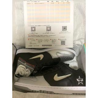 ナイキ(NIKE)のSupreme/Nike SB Dunk Low(スニーカー)