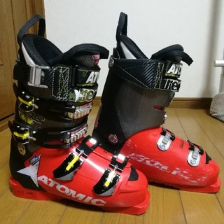 アトミック(ATOMIC)のATOMIC REDSTER WC 130 26.5cm(ブーツ)