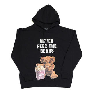 ミルクボーイ(MILKBOY)のMILKBOY NEVER FEED BEAR HOODY(パーカー)