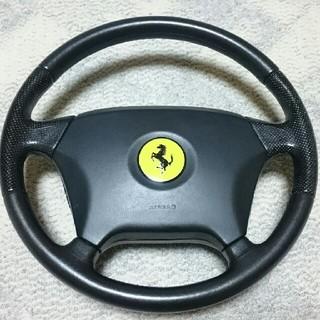 フェラーリ(Ferrari)の極上フェラーリF355ステアリング フルセット(車種別パーツ)