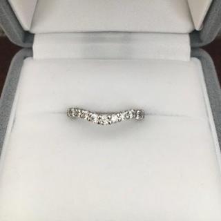 エクセルコ ダイヤモンド エタニティリング Pt950 0.719ct 3.0g(リング(指輪))