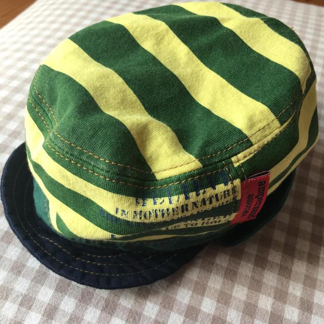 ampersand(アンパサンド)のベビー帽子3個セット キッズ/ベビー/マタニティのこども用ファッション小物(帽子)の商品写真