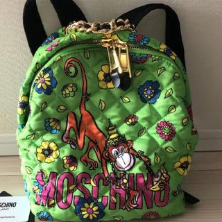 モスキーノ(MOSCHINO)の最終価格!♡正規品 Moschino リュック♡(リュック/バックパック)