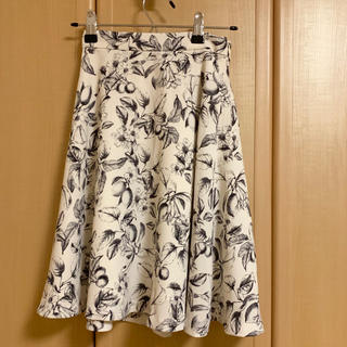 PROPORTION BODY DRESSING - 花柄スカート