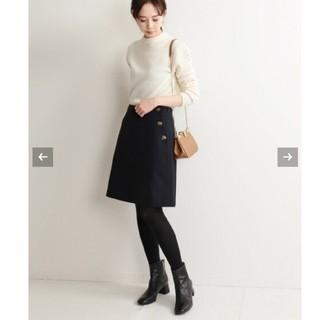 IENA - イエナ♡ボタンミニスカート 34
