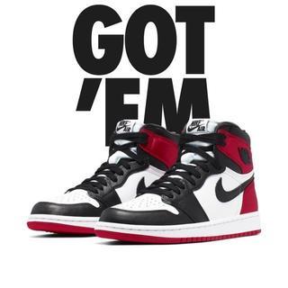 Air Jordan 1 black toe satin(スニーカー)
