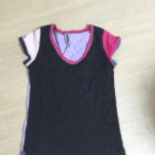 エックスガール(X-girl)のX-GIRLカラフルTシャツ(Tシャツ(半袖/袖なし))