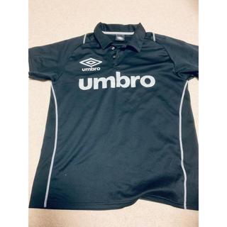 アンブロ(UMBRO)のumbro アンブロ 衿つきTシャツ(ウェア)