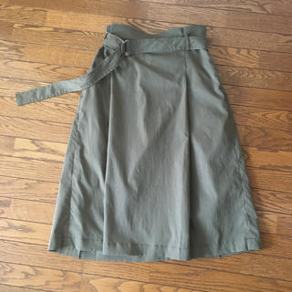 JOURNAL STANDARD - 美品✴︎ジャーナルスタンダード リングベルト付スカート