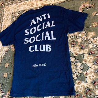 ANTI SOCIAL SOCIAL CLUB Tシャツ(Tシャツ/カットソー(半袖/袖なし))